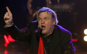 "Meat Loaf: still ""brave and crazy"" - pic. Reuters"