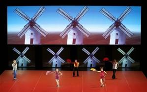 Don Quichotte du Trocadéro, Edinburgh Festival 2013 Photo: Handout