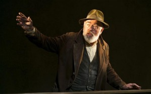 Peter Egan in First Love. Photo: Eoin Carey