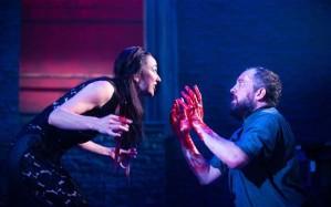 Leila Crerar and Keith Fleming in Rachel O'Riordan's Macbeth