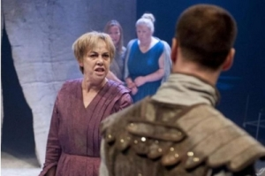 Irene MacDougall as Hecuba