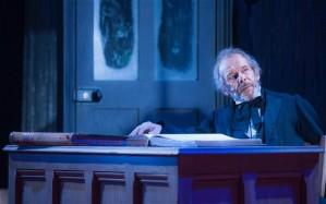 Christopher Fairbank as Scrooge