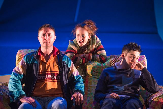 Passing Places - Dundee Rep 2018